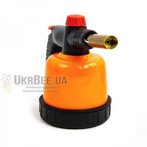 Паяльна лампа (газова) з п'єзопідпалом (мал. 2)