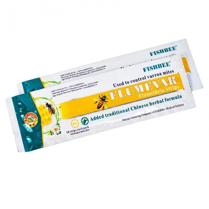 Смужки від кліщів FLUMEVAR (Флюмевар) (10 шт)