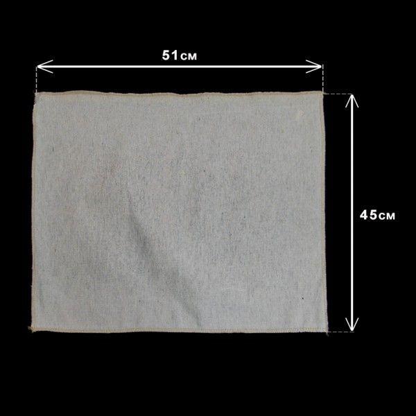 Холстик ДВУНИТКА 10р (45х51см) рис. 4