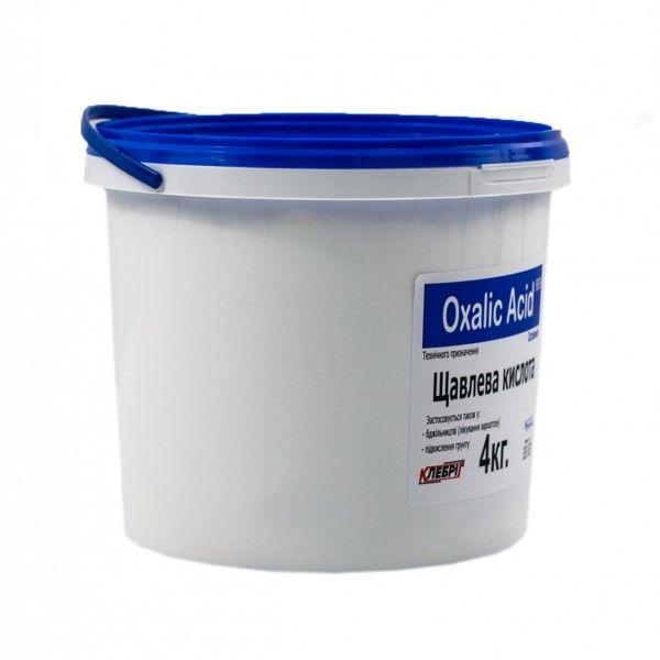 Щавелевая кислота, 4кг (рис. 3)