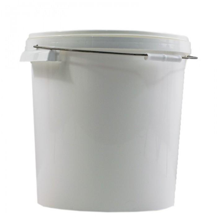 Ведро для меда с железными ручками (20 литров)