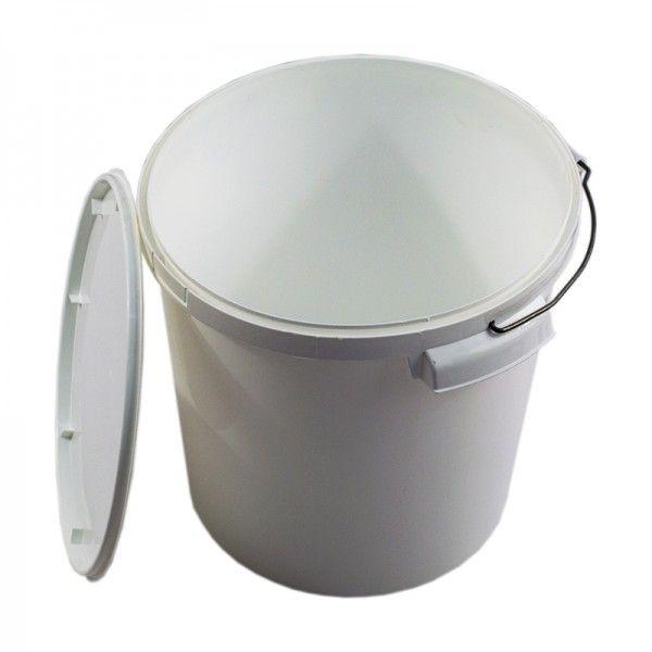 Ведро для меда с железными ручками (20 литров) рис. 4