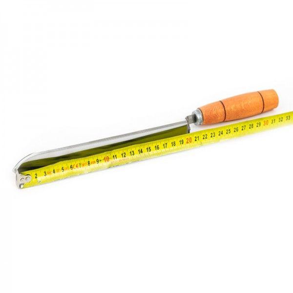 Нож Павик 20 см ровный (рис. 4)