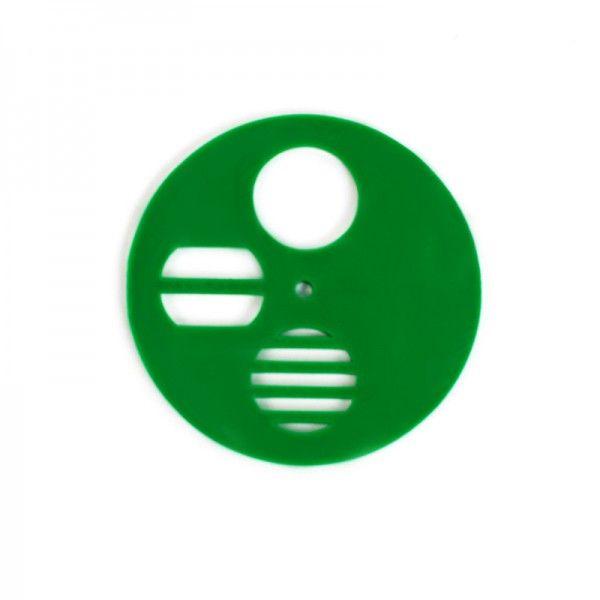 Льотковий загороджувач круглий, Ø 50 мм