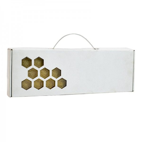 Упаковка для магазинной рамки мёда