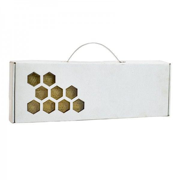 Упаковка для магазинної рамки меду