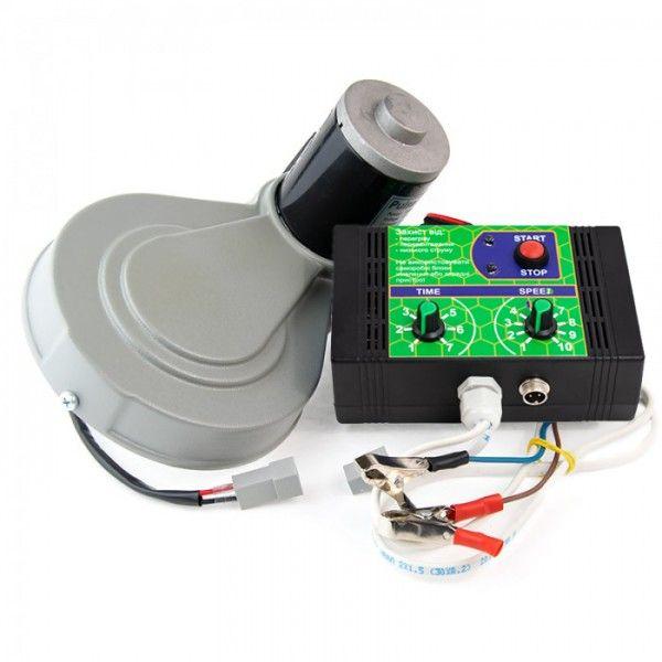 Електропривід ремінний для медогонки Pulse RD (12 V, 100 W)