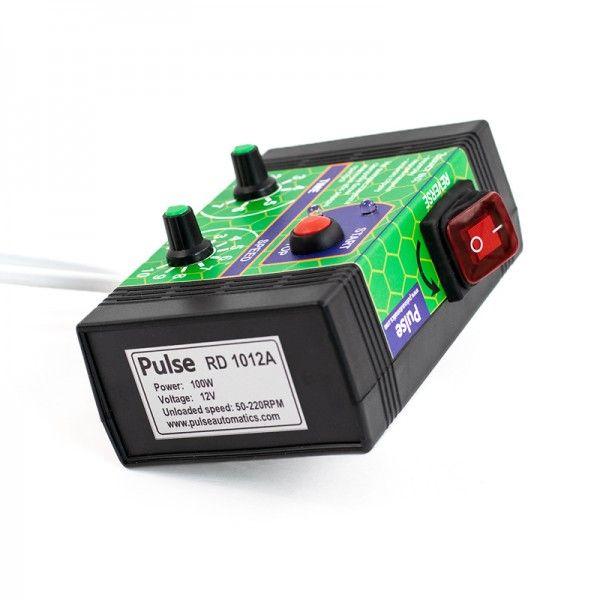 Электропривод ременной для медогонки Pulse RD (12 V, 100 W), рис. 4