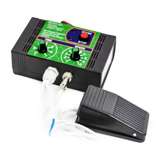 Электропривод ременной для медогонки Pulse RD (12 V, 100 W), рис. 6