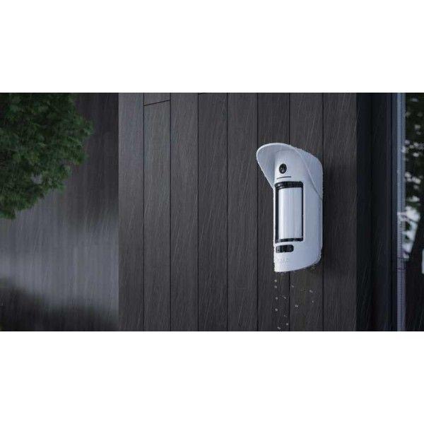AJAX MotionCam Outdoor беcпроводный уличный датчик движения с фотокамерой (рисунок 8)