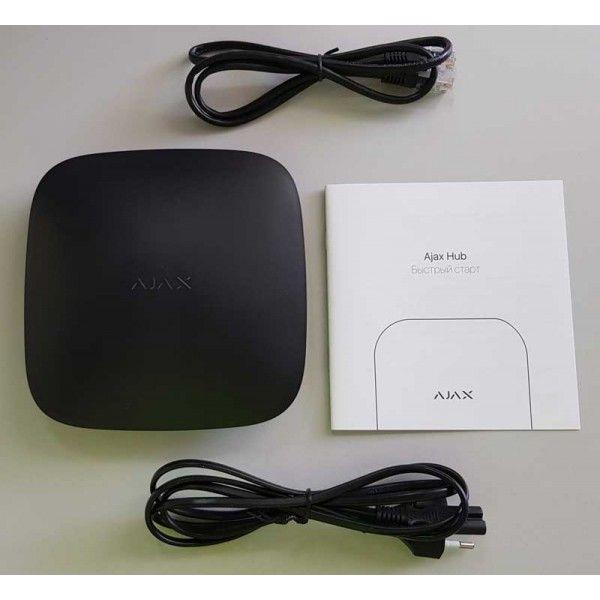 AJAX Hub - Интеллектуальная централь системы безопасности (Рисунок 7)