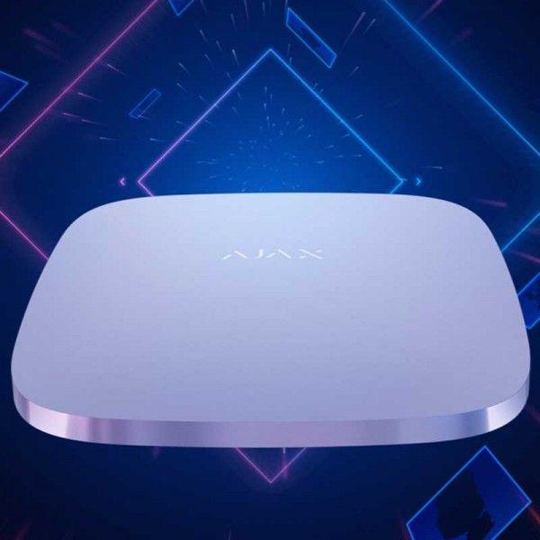 AJAX Hub 2 - умная централь системы безопасности (Рисунок 2)