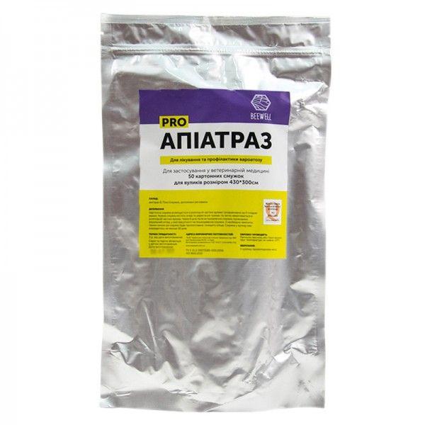 Апиатраз (50полосок) от варроатоза (Амитраз)
