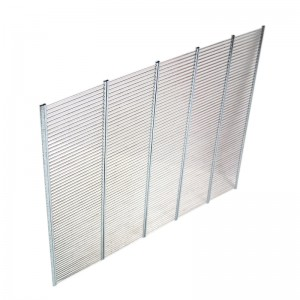 Решетка разделительная на 10 рамок (металл) 470х385мм, рис. 5