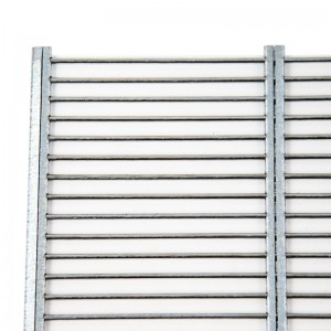 Решетка разделительная на 10 рамок (металл) 470х385мм, рис. 4