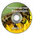 Видеопасека - диск 7 (Строительство улья. Развитие семьи Видеопасека.)