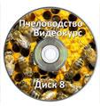 Видеопасека - диск 8 (Наблюдения за семьёй в прозрачном улье.)